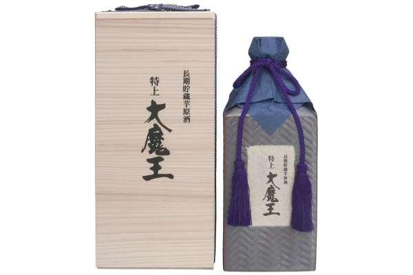 鹿児島県「特上 大魔王」(芋焼酎)