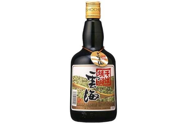 宮崎県「雲海 黒丸瓶」(そば焼酎)