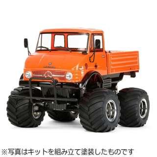 1/10 電動RCカーシリーズ No.557 1/10 メルセデス・ベンツ ウニモグ 406 ウイリー(CW-01シャーシ)