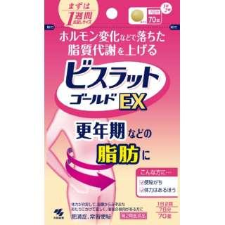 【第2類医薬品】 ビスラットゴールドEX(70錠)
