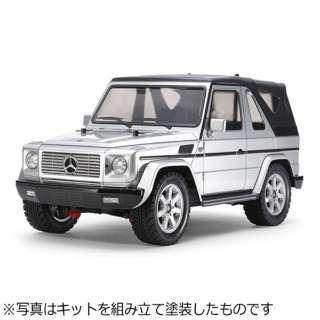 1/10 電動RCカーシリーズ No.629 メルセデス・ベンツ G 320 カブリオ(MF-01 Xシャーシ)