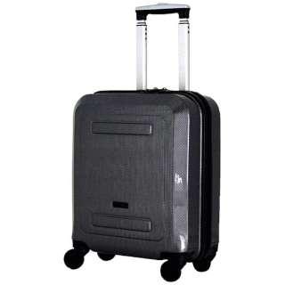 スーツケース 22L カーボンブラック B5891T-39 [TSAロック搭載]
