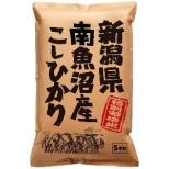 特別栽培米 新潟県南魚沼産こしひかり 5kg【お米】