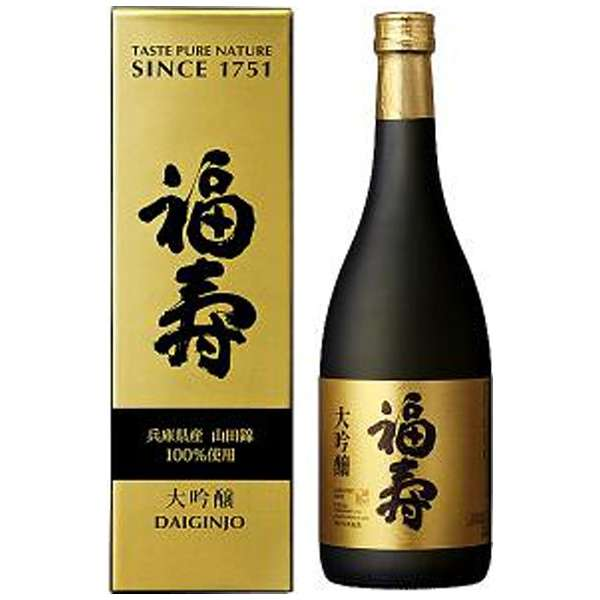 福寿 大吟醸 720ml【日本酒・清酒】