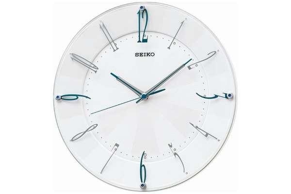 掛け時計のおすすめ21選 セイコー「スタンダード」KX214W