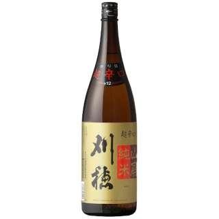 刈穂 山廃純米 超辛口 1800ml【日本酒・清酒】