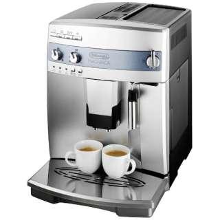 ESAM03110 コーヒーメーカー MAGNIFICA(マグニフィカ) シルバー [全自動 /ミル付き]
