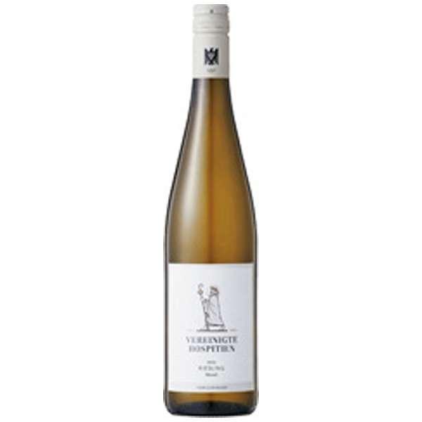 ホスピティエン ピースポーター ゴルトトレプヒェン リースリング QbA 2013 750ml【白ワイン】
