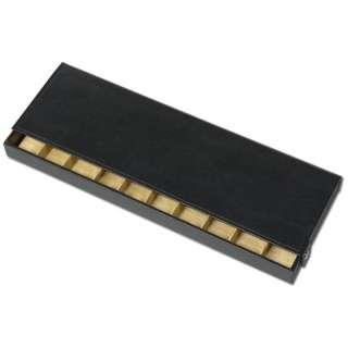 10本収納コレクションケース(ブラック)T-10 OPT-BOX-10 1