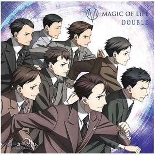 MAGIC OF LiFE/TVアニメ「ジョーカー・ゲーム」EDテーマ:DOUBLE 通常盤 【CD】