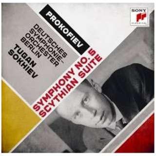 トゥガン・ソヒエフ(cond)/プロコフィエフ:交響曲第5番&スキタイ組曲 【CD】