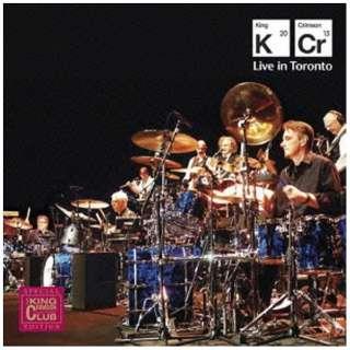 キング・クリムゾン/ライヴ・イン・トロント 2015年11月 【CD】