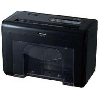 HES-T02 電動シュレッダー ブラック [クロスカット /A4サイズ /CDカット対応]