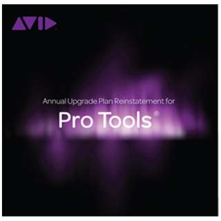 Annual Upgrade Plan Reinstatement for Pro Tools 9935-66087-00