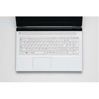 キーボード防塵カバー[NEC LAVIE Note Standard シリーズ対応(一部除く)] PKB-98LE2