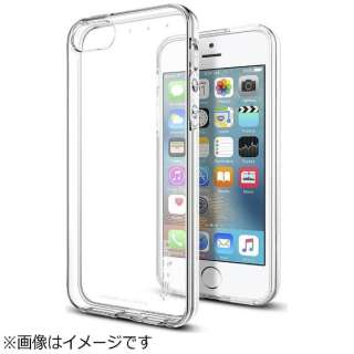 iPhone SE(第1世代)4インチ / 5s / 5用 リキッドアーマー クリスタルクリア 041CS20247