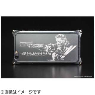 iPhone 6s/6用 METAL GEAR SOLID V:Snake-02 Ver. 41495 GIKO-242MG6