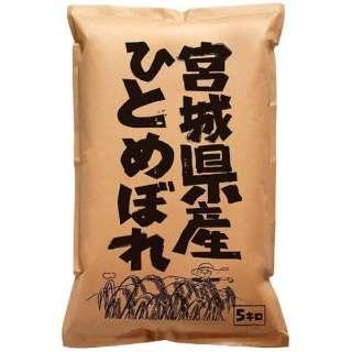宮城県産ひとめぼれ 5kg【お米】