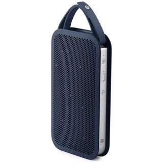 BEOPLAY-A2OCEANBLUE ブルートゥース スピーカー オーシャンブルー [Bluetooth対応]