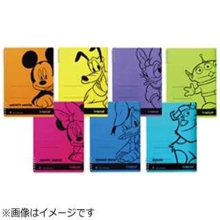 [ノート] ナカバヤシ スイング・ロジカルWリングノート ディズニー モダンタイプ ミッキー(オレンジ) NW-B507-OR