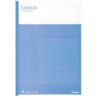 [ノート] ナカバヤシ スイング・ロジカルノート ブルー (B5・A罫・30枚) ノ-B501A-B