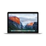 MacBook 12インチ[2016年/SSD 512GB/メモリ 8GB/1.2GHzデュアルコアCore m5]シルバー MLHC2J/A