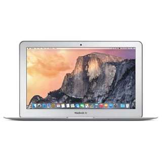 MacBookAir 13インチ [Core i5(1.6GHz)/8GB/SSD:128GB] (Early 2015) MMGF2J/A