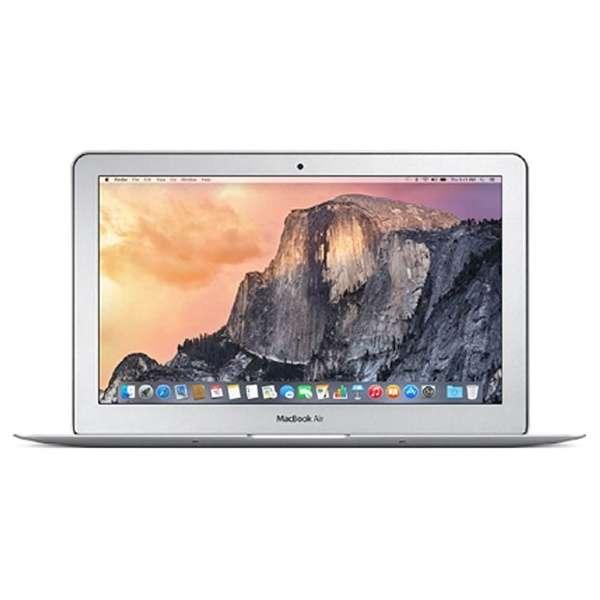 MacBookAir 13インチ [Core i5(1.6GHz)/8GB/SSD:256GB] (Early 2015) MMGG2J/A