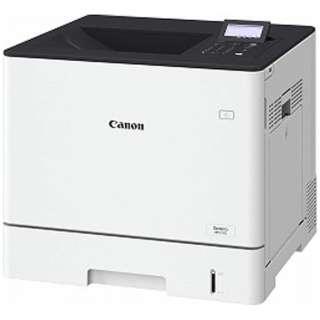 カラーレーザープリンター Satera ホワイト LBP712Ci [はがき~A4]