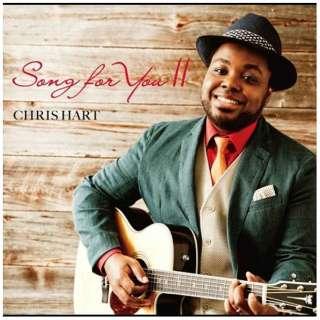 クリス・ハート/Song for You II 初回限定盤 【CD】