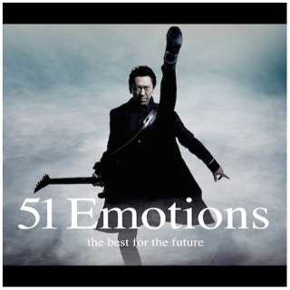 布袋寅泰/51 Emotions -the best for the future- 初回限定盤 【CD】