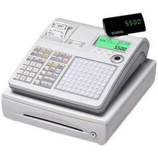 電子レジスター TK-5500-4S (ホワイト)
