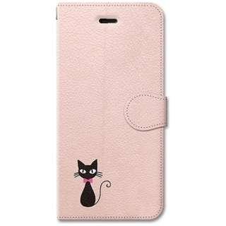 iPhone SE(第1世代)4インチ / 5s / 5用 Pinkcat collaborn SP-BKISE-005 スタンド機能 ポケット・ストラップホール付