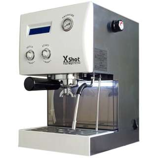 エスプレッソマシン X Shot ホワイト NX141-W