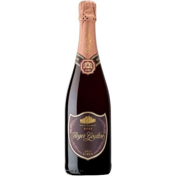 ロジャーグラート ブリュット・ロゼ 2014 750ml【スパークリングワイン】
