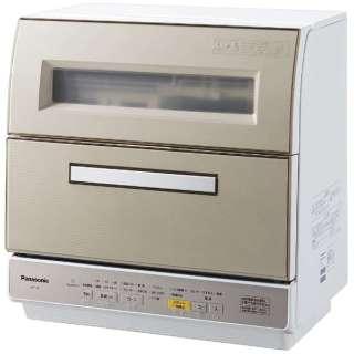 NP-TR9 食器洗い乾燥機 ベージュ [6人用]