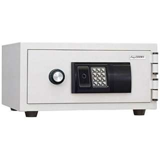 CPS-RFE-A4 小型耐火金庫 オフホワイト [カード式+テンキー式 /1時間耐火]