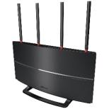 WXR-2533DHP2 無線LAN親機 wifiルーター 1733+800Mbps IPv6対応 ブラック [ac/n/a/g/b]