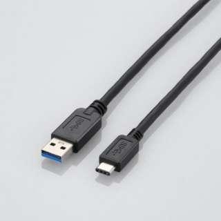 USB3-AC20BK USB3.1ケーブル(A-TypeC/2.0m)