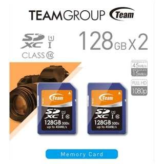 SDXCカード TXC128GU1DP [128GB /Class10]