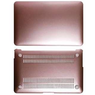 ハードケース[11インチMacBook Air用](メタルピンク) OWL-CVMBA11-PK