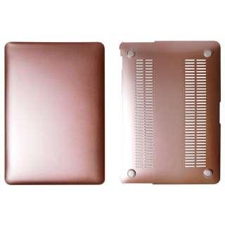 ハードケース[13インチMacBook Air用](メタルピンク) OWL-CVMBA13-PK