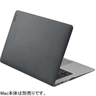 ハードケース[MacBook Air 13インチ用] HARD CASE HUEX (ブラック) LAUTMA13HXBK
