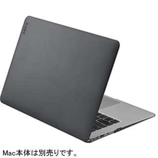 ハードケース[MacBook Air 11インチ用] HARD CASE HUEX (ブラック) LAUTMA11HXBK