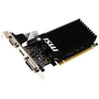 グラフィックボード NVIDIA GeForce GT 710搭載 PCI-Express MSI GT 710 2GD3H LP[2GB/GeForce GTシリーズ] 【バルク品】