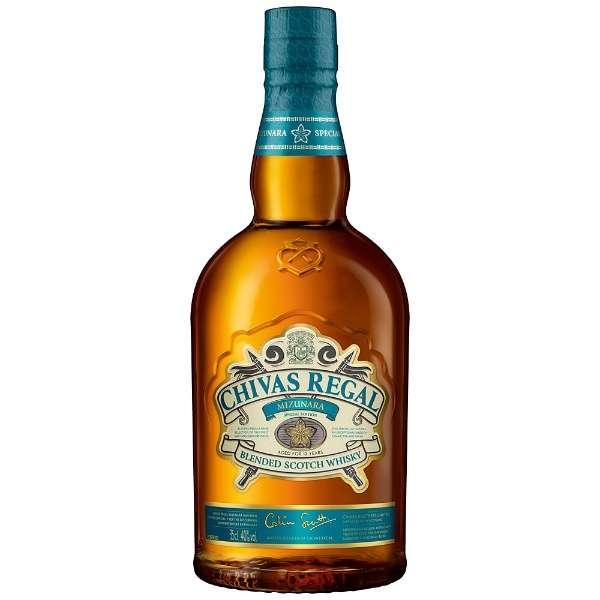 [正規品] シーバスリーガル ミズナラ ハーフボトル 350ml【ウイスキー】