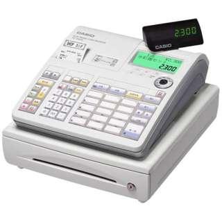 電子レジスター TE-2300-15S(白)