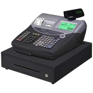 電子レジスター TE-5000M-BK(黒)