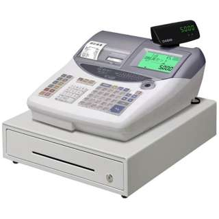 電子レジスター TE-5000M-WE(白)
