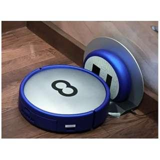 X533L ロボット掃除機 inxni(インクスニィ) ブルー